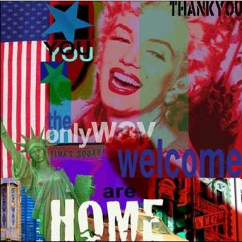 Marilyn Welcome Home